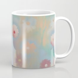 Pastel Daisies Coffee Mug