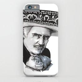 "Vicente ""Chente"" Fernandez Gomez iPhone Case"