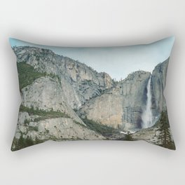 big fall Rectangular Pillow