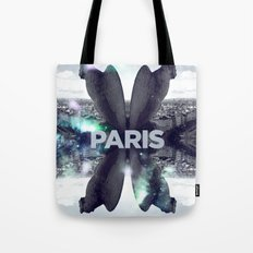 Paris III Tote Bag