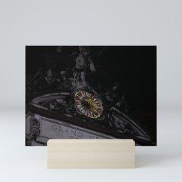 Grand Central Station Mercury at Dusk 2019 Mini Art Print