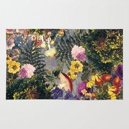 Tropical Garden XIII Rug