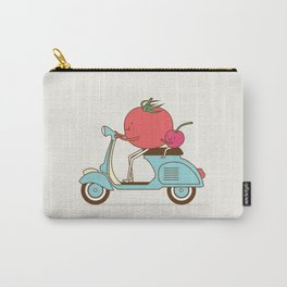 Cherry Tomato Carry-All Pouch