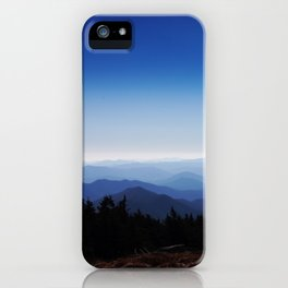 Life Above the Trees iPhone Case