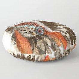 Lion Chief Floor Pillow
