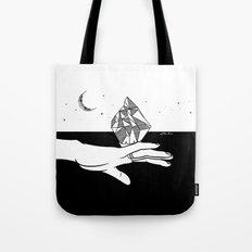 Cold Love Tote Bag