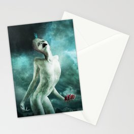 Organ Eater Stationery Cards