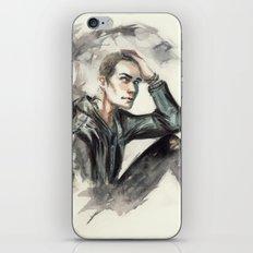 ronan iPhone & iPod Skin