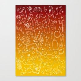 Science yo! Canvas Print