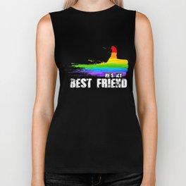 Couple Matching T-Shirt Funny LGBT Shirts Pride Gay Apparel Biker Tank