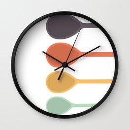 Spoons Wall Clock