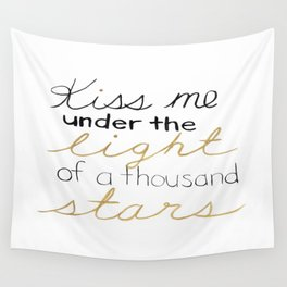 Thinking Out Loud 2 Wall Tapestry