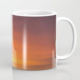 SUNRISE - SUNSET - ORANGE SKY - PHOTOGRAPHY Coffee Mug