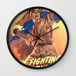 The Fighting Filipinos Wall Clock