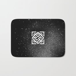 The Sound of the Universe Bath Mat