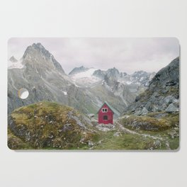 Mint Hut Cutting Board