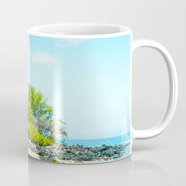 Mokapu Beach Pacific Ocean Tropical Beauty Maui Hawaii Coffee Mug