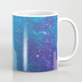 Space Battle Coffee Mug
