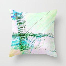 The Rush Aesthetic Throw Pillow