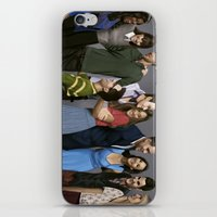 glee iPhone & iPod Skins featuring Glee by weepingwillow