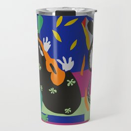 Matisse Cut Out Collage Travel Mug