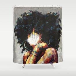 Naturally II Shower Curtain