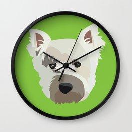 Luckyman Wall Clock