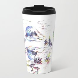 Saint Helens Peace Travel Mug