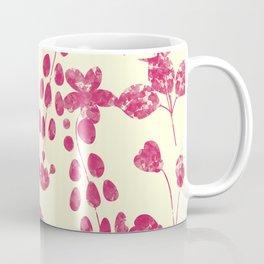 Watercolor floral garden  II Coffee Mug
