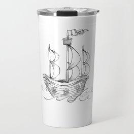 Bateau Travel Mug