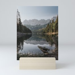 Lake View - Landscape and Nature Photography Mini Art Print