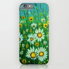 Dancing in the sunlight iPhone 6s Slim Case