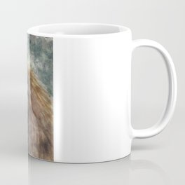 The intensity in a chickens eye...! Coffee Mug