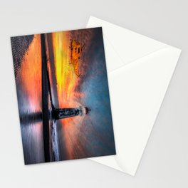Lighthouse Rescue Stationery Cards