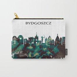 Bydgoszcz Skyline Carry-All Pouch