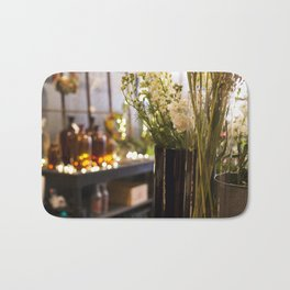 The Florist Shop Bath Mat