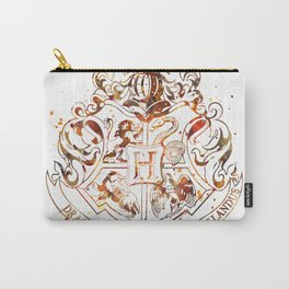 Hogwarts Crest Carry-All Pouch