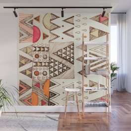 Intuitive Geometry Wall Mural