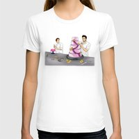 sterek T-shirts featuring Baker Sterek by Finduilas