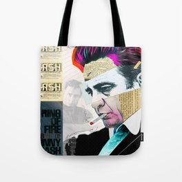 Johnny Cash - The Man In Black Tote Bag