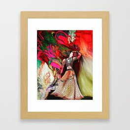 Lovestruck Framed Art Print