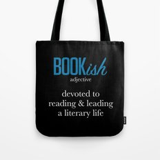 Bookish By Definition Tote Bag