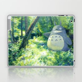 Keeper of the Forest Laptop & iPad Skin