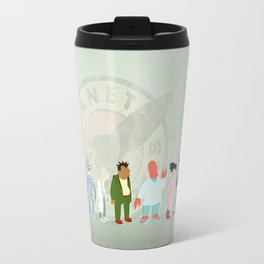 Planet Express Travel Mug