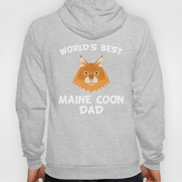 World's Best Maine Coon Dad Hoody