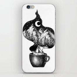 Tea Dreams iPhone Skin