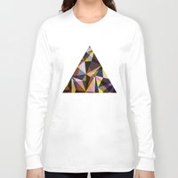 gta v Long Sleeve T-shirts featuring ∆ V by AJJ ▲ Angela Jane Johnston