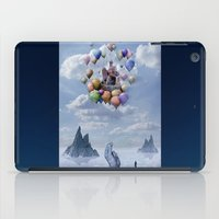 castle iPad Cases featuring Sweet Castle by teddynash