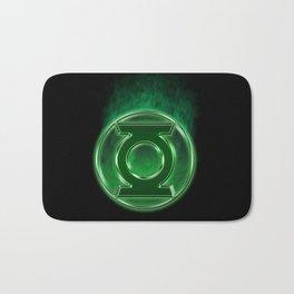 Green Lantern Spectre Bath Mat