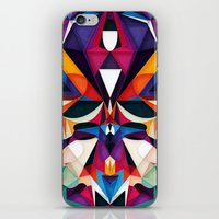 shipping iPhone & iPod Skins featuring Emotion in Motion by Anai Greog